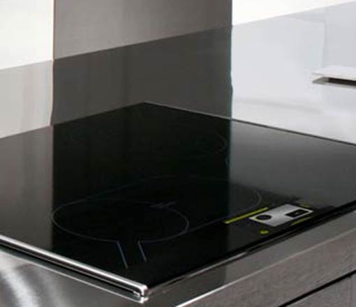 HMI induction stove