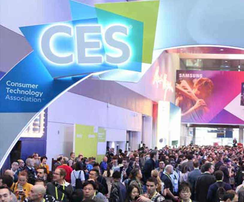 Meet us at CES 2019